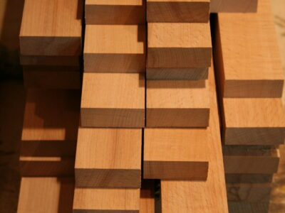 different types of softwood